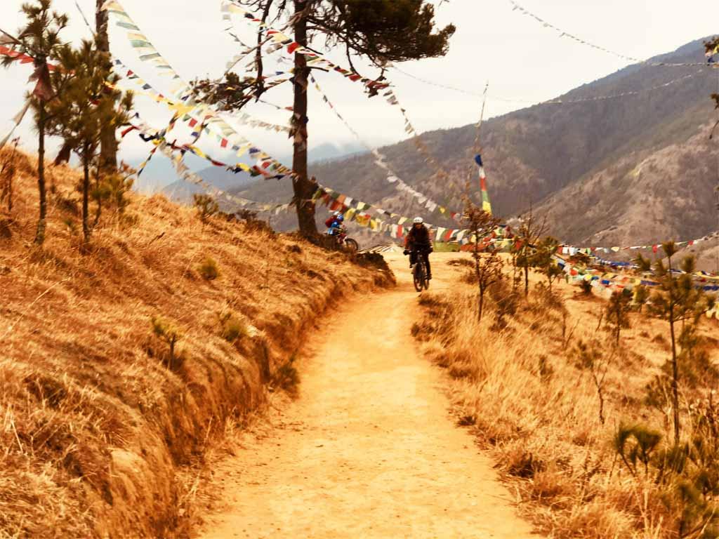 Thimphu Hiking Trail
