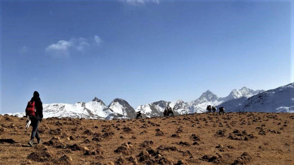 Trekking Trails in Bhutan