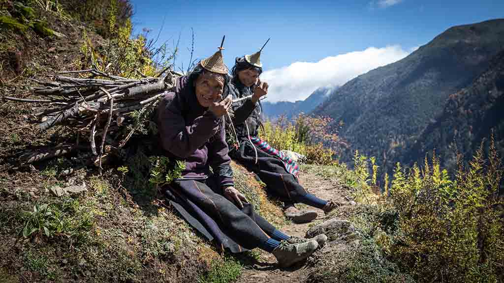 Nomads of Bhutan