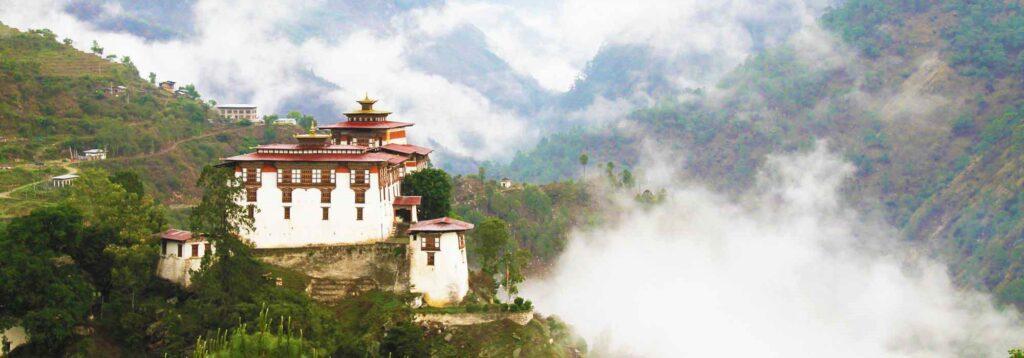 Lhuentshe Dzong