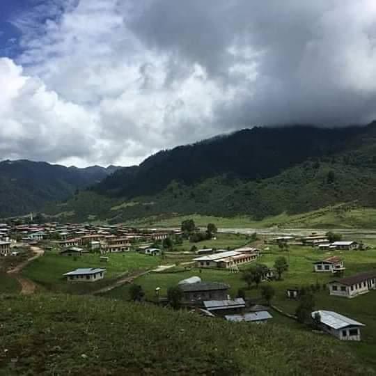 Sakten Village