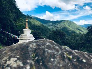 Hike to Chagri Monastery
