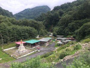 360 Degree View of Gasa Tshachhu