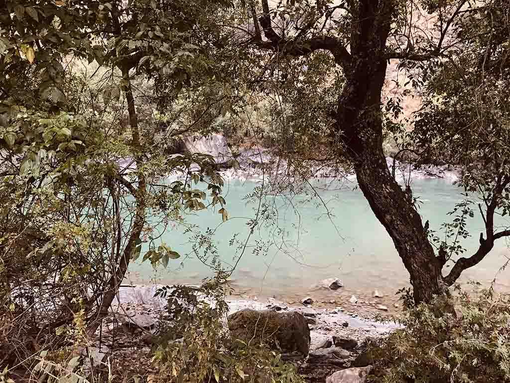 Lhuntse: Where River Runs Green