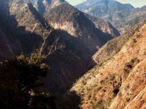 Pristine Mountains of Lhuentse