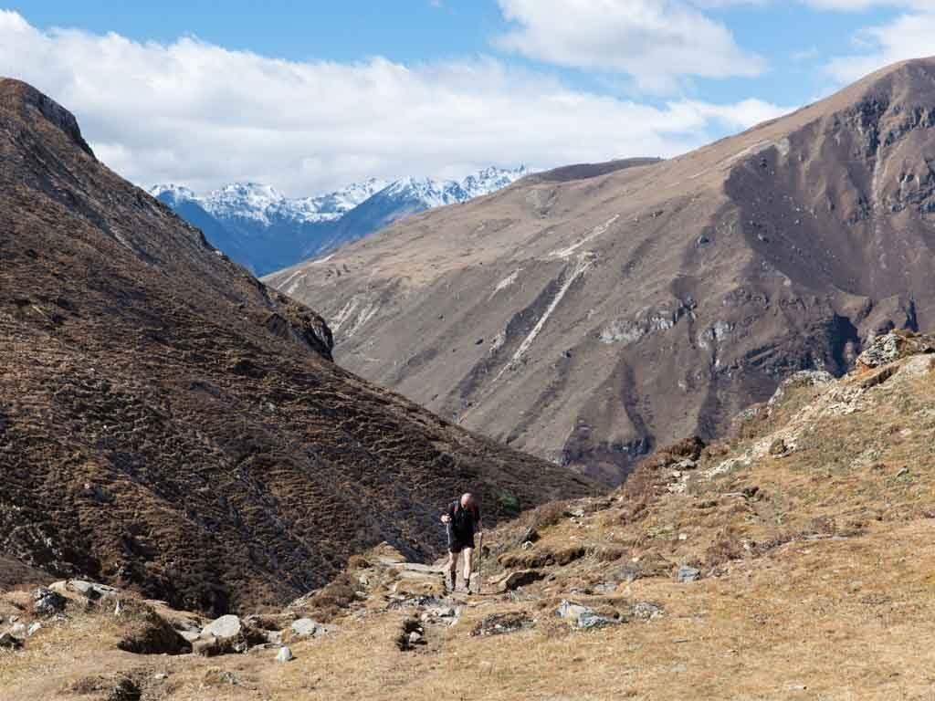 The Trekking Routes