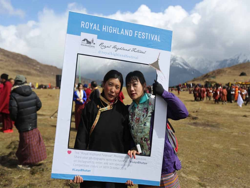 Welcome to Royal Highland Festival