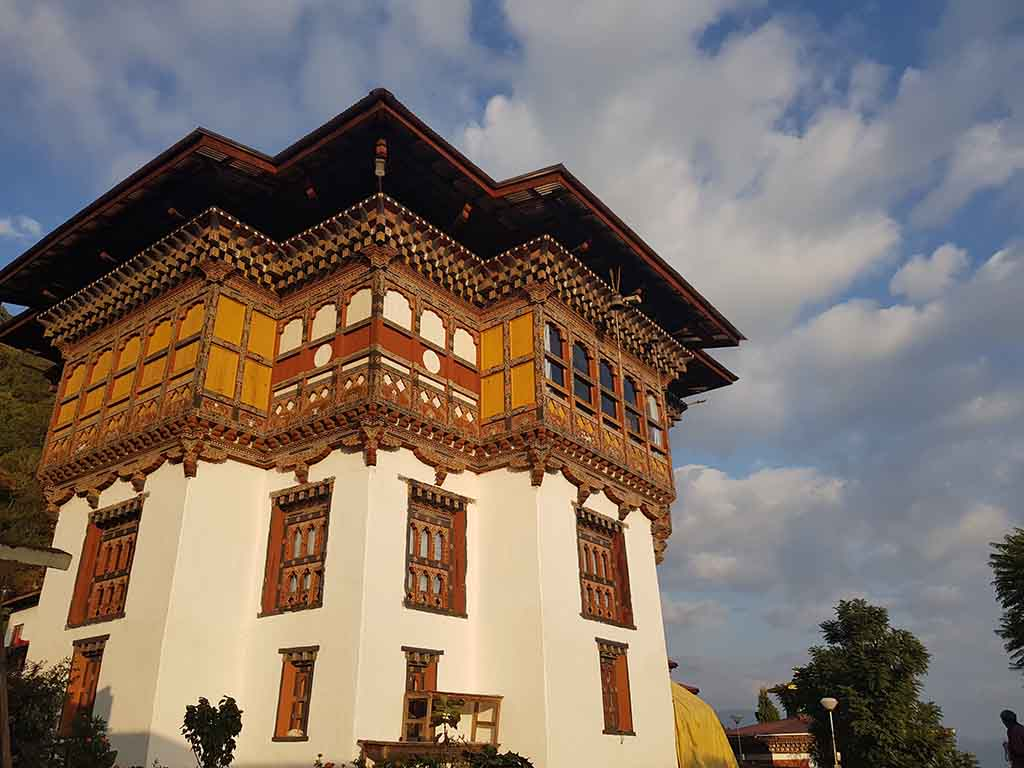 Nalanda University at Punakha