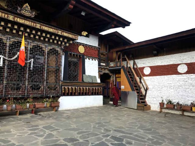 Places to visit in Thimphu : Changangkha Lhakhang