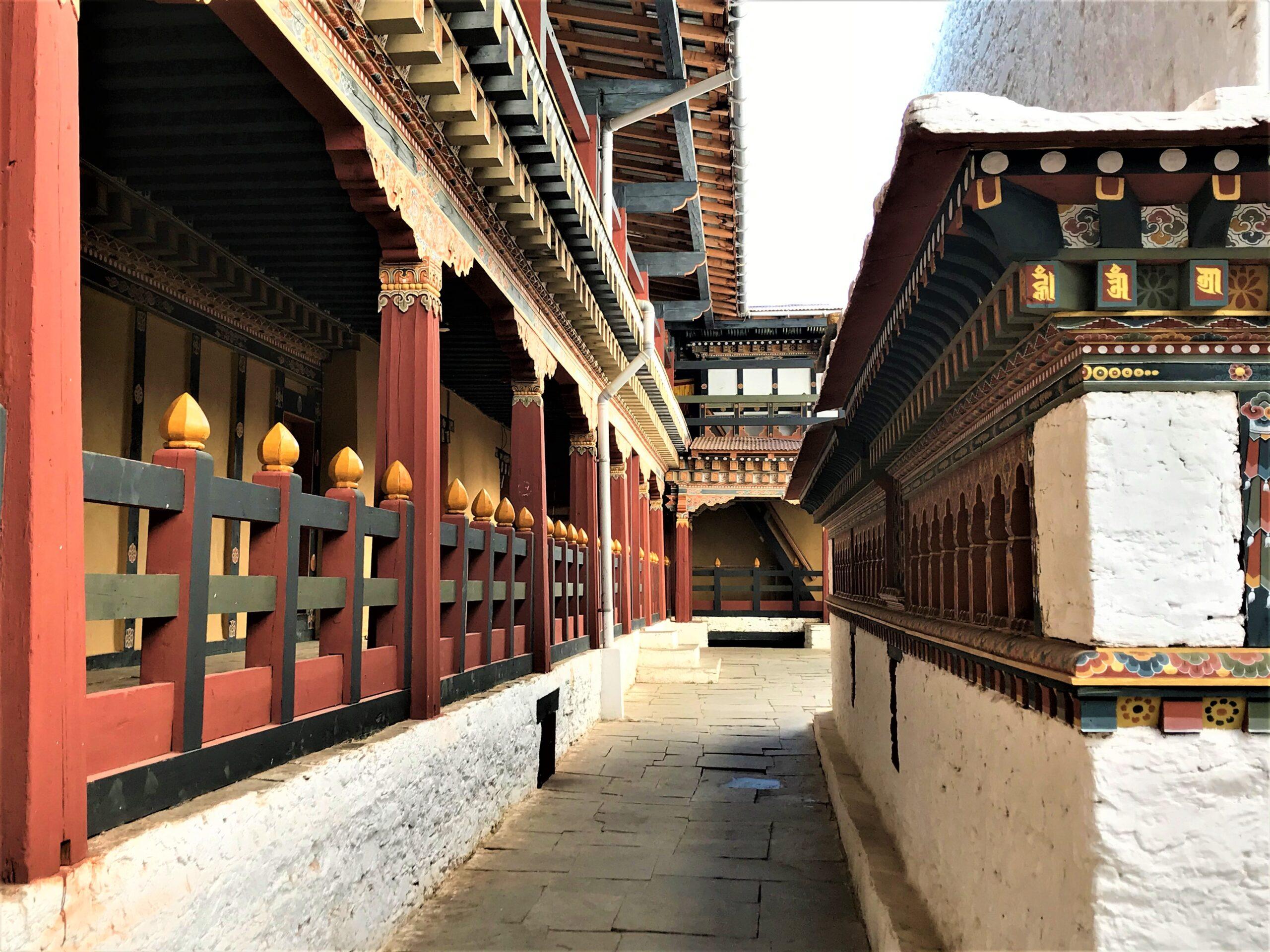 Simtokha Dzong , Thimphu