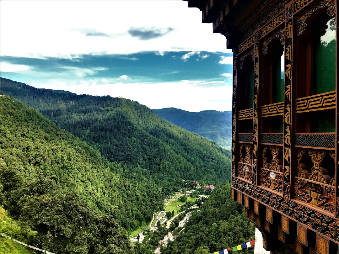 Chagri Monastery : Place to visit in Thimphu