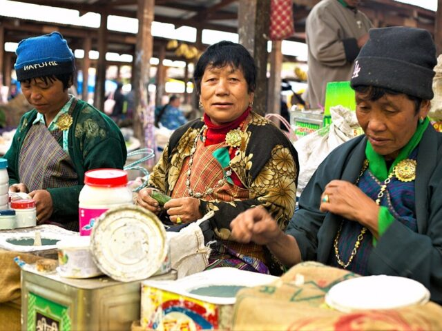 One of the must place to visit in Thimphu: Centenary Farmers Market