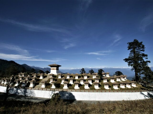 Places to visit in Thimphu, Dochula Pass