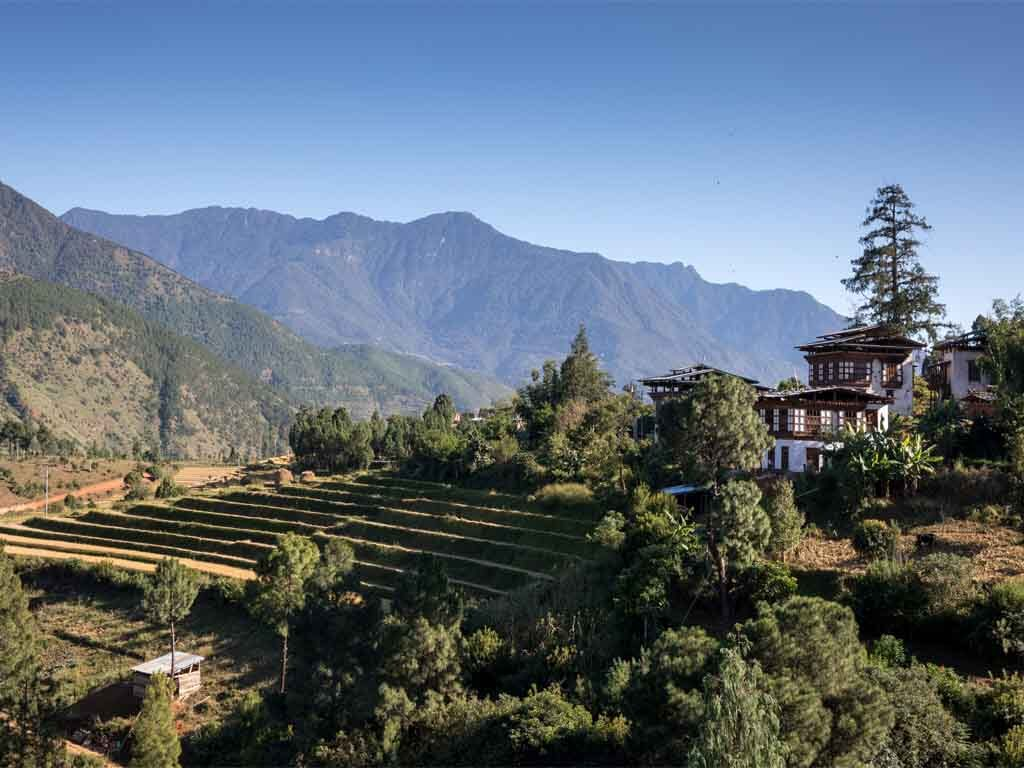 The Villages of Bhutan