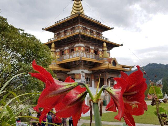 Khamsum Yulley Namgyal Chorten 2