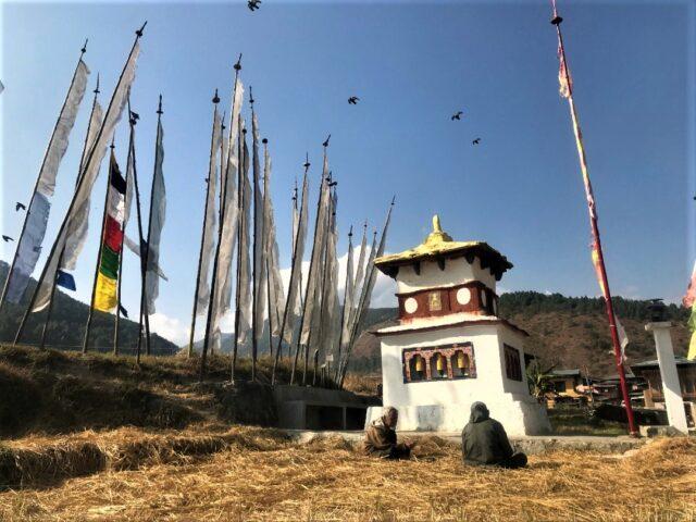Punakha Villages