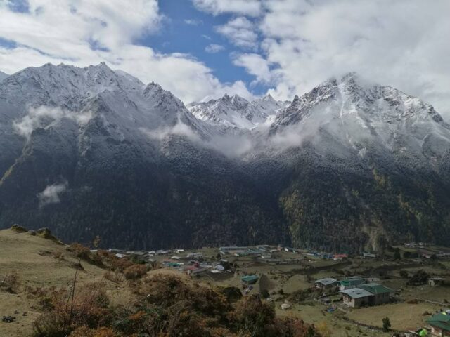 Village of Laya