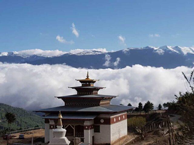 carbon neutral Bhutan