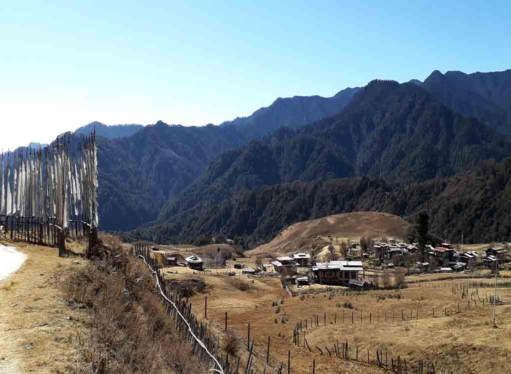 Birding Place Bhutan