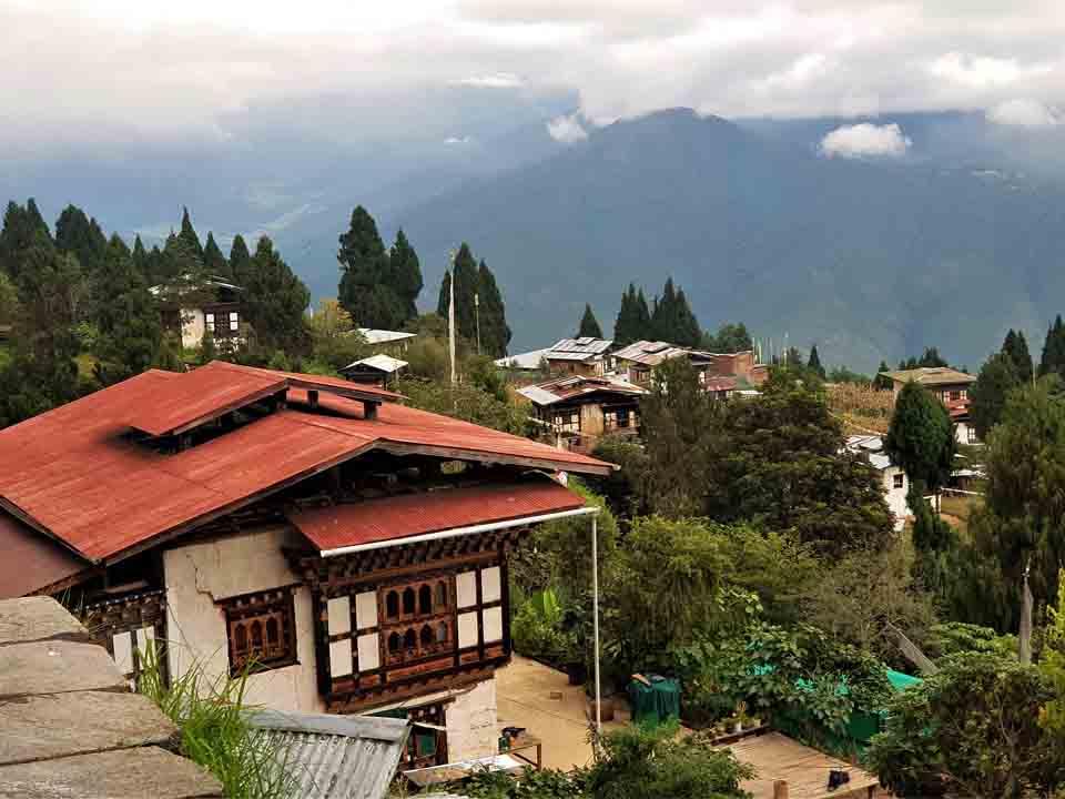 Homestay Bhutan