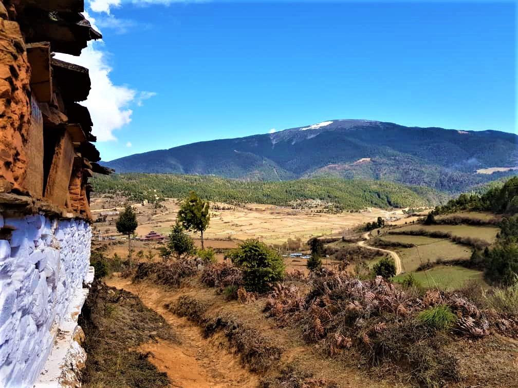Ura Hike at Bumthang